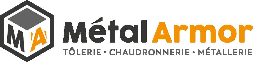 logo métal armor